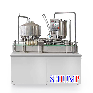 Tinplate can sealing machine